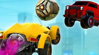 ROCKET LEAGUE: Best Goals, Saves & Fails! #1 (Rocket League Funny Moments)