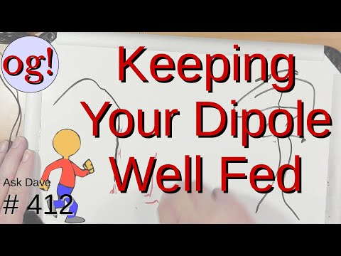 Keeping Your Dipole Well Fed (#412)