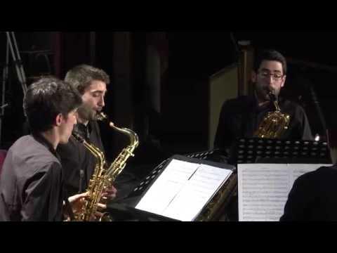Cuarteto de Saxofones Êgaré Cuarteto de Saxofones Op.20 nº5 de Joseph Haydn