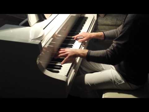 Phantom Of The Opera - Overture Theme (PIANO COVER w/ SHEET MUSIC in Description)
