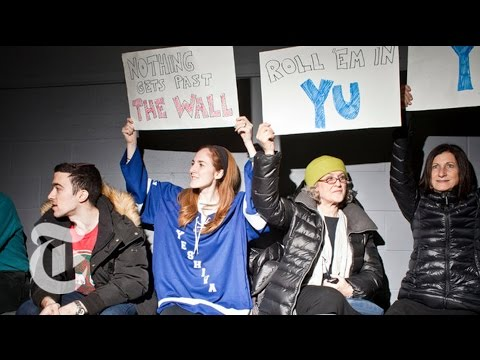 All-Jewish Hockey Team Dominates | The New York Times