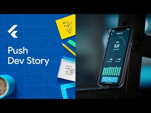 Push (Flutter Developer Story)