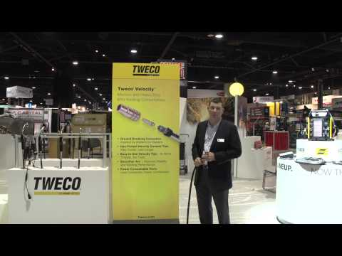 Tweco Launches the Next Generation of MIG Consumables at FABTECH 2014