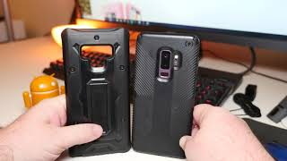 Samsung Galaxy Note 9 Case In-Hand First Impressions