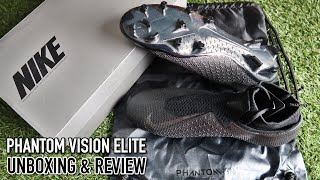 NIKE PHANTOM VISION ELITE | UNBOXING & REVIEW | #AwakenThePhantom