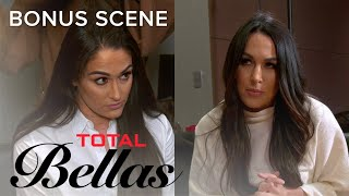 "Brie Bella Likes to Remind Everyone That ""She's a Mom"" 
