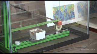Seismograph to study earthquakes