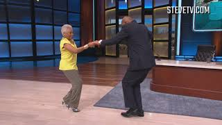 Hey Steve: Steve Harvey and Granny Get Down on the Dance Floor