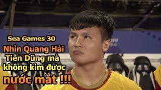 Quang Hải , HLV Park Hang Seo , Bùi Tiến Dũng U22 Việt Nam 5 khoảng khắc rơi nước mắt - DKP bóng đá