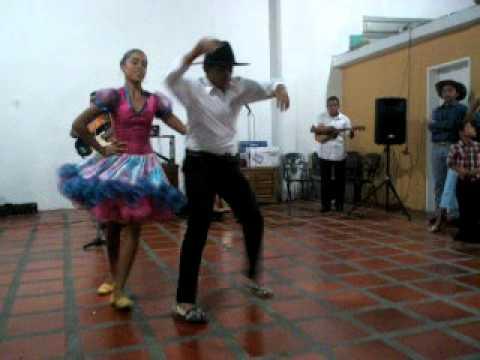 Baile de Joropo Venezolano