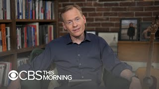 """John Dickerson pays tribute to """"CBS This Morning"""" team as he moves to new role"""