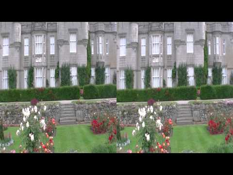 Scotland Balmoral Castle 3D