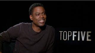TOP FIVE interview with CHRIS ROCK - Kendrick Lamar, Biggie, Nas