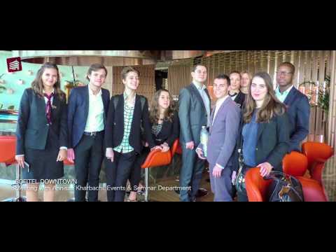 """""""MBA Global tour"""" à Dubaï – Emirats Arabes Unis"""