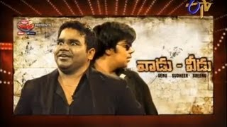 Jabardasth Comedy Show - 16th May 2013