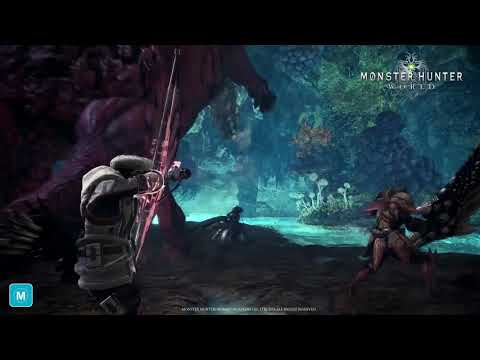 PlayStation Plus Platinum Hunters | Monster Hunter World