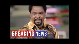 TB Joshua Cry Out, Says: 2018 will be a year of battles