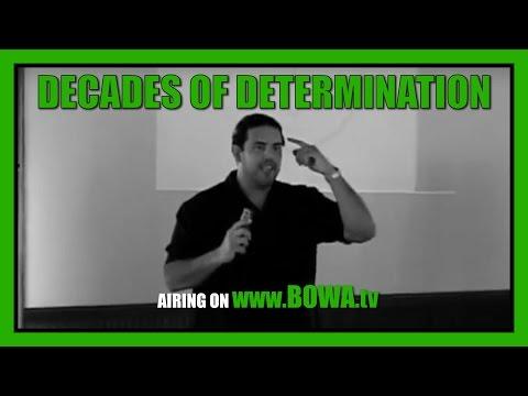 DECADES OF DETERMINATION (Season 4, Episode 7)