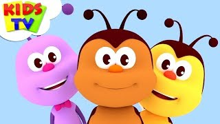 Bug Little Bug | Nursery Rhymes Songs For Children | Kindergarten Cartoons by Kids TV - YouTube