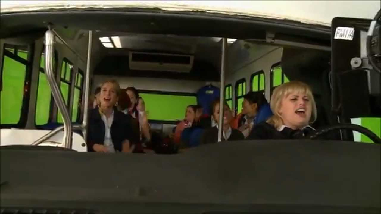 Pitch perfect behind the scenes youtube - Pitch perfect swimming pool scene ...