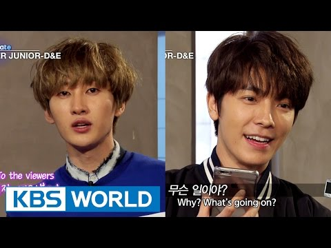 Star Reporting In - Eunhyuk and Donghae (Entertainment Weekly / 2015.03.27)