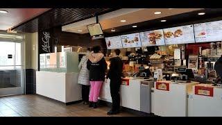 Chicago McDonald's Fight - 47th St & Cicero - 1-20-2019, Sunday McDonald fight