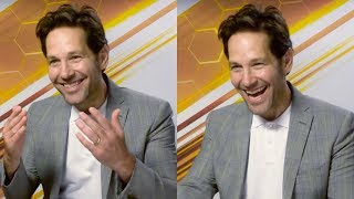 Paul Rudd On His Anti Ageing Secret & Being A Meme | PopBuzz Meets