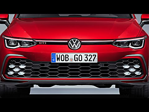 2020 VW Golf 8 GTI ? Interior and Exterior Design (Geneva Car Show 2020)