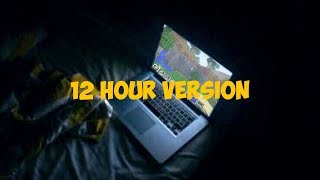 You fell asleep with Minecraft open on a cool 2012 summer night | 12 HOUR VERSION