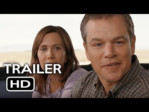 Downsizing Official Trailer #1 (2017)
