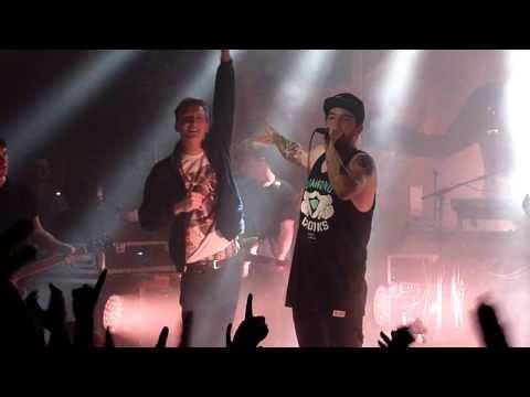 Casper feat. Kraftklub - Ganz schön OK Live in Berlin 30.10.2013