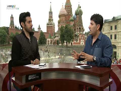 فيديو برنامج #هنا_روسيا يوم الأحد ٢٤-٦-٢٠١٨م