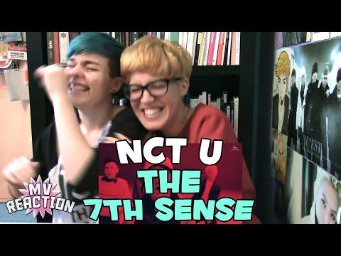 NCT U - THE 7TH SENSE (일곱 번째 감각) ★ MV REACTION
