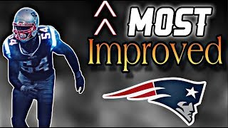 Patriots are the most IMPROVED team post draft *rookie minicamp photos included*