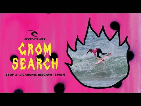 2018 European GromSearch Series Stop #2 - La Arena, Spain