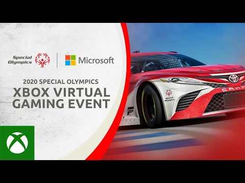 2020 Special Olympics ? Xbox Virtual Gaming Event [ENG] ? ft. Forza Motorsport 7