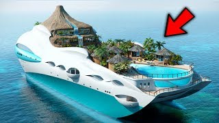 Top 10 Most Luxurious Yachts YOU WONT BELIEVE EXIST!