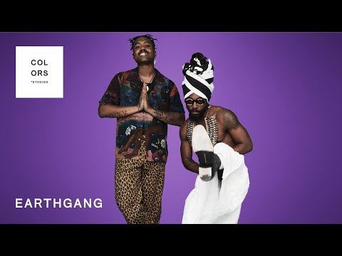 EarthGang - This Side   A COLORS SHOW