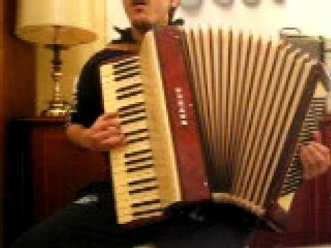 Campanera (Monreal) pasodoble accordion accordeon acordeon akkordeon akordeon