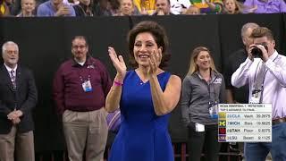 NCAA Women's Gymnastics Championships 2019 : UCLA, Michigan, LSU, Utah (Semifinals #1)