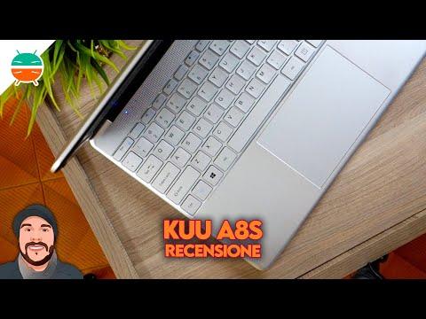 KUU A8S, un notebook che va oltre le SPE …