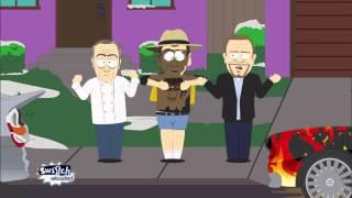 South Park: Stock Car-Training