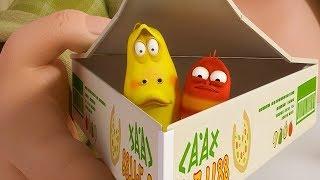 LARVA - TAKEAWAY BOX | Cartoon Movie | Cartoons For Children | Larva Cartoon | LARVA Official