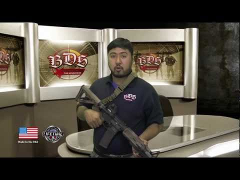 BDS Tactical Enhanced Padded Single Point Sling