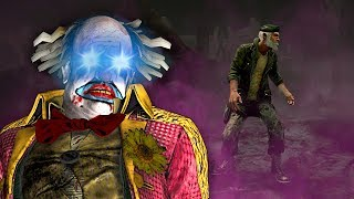 I BECAME A SCARY CLOWN! - Dead By Daylight Gameplay