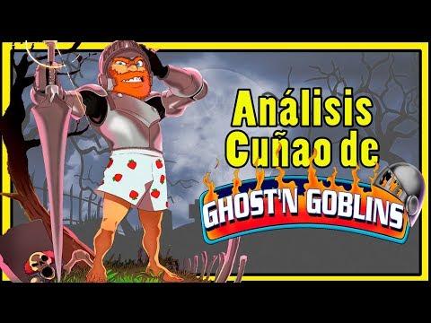 Análisis Cuñao de Ghosts 'n Goblins (Arcade)