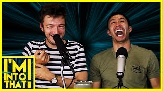 Are Unsolved's Ryan Bergara and Shane Madej Really Friends? // I'm Into That! Ep. 5