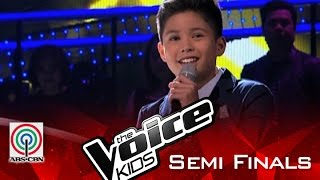 """The Voice Kids Philippines 2015 Semi Finals Performance: """"Got To Believe In Magic"""" by Kyle"""