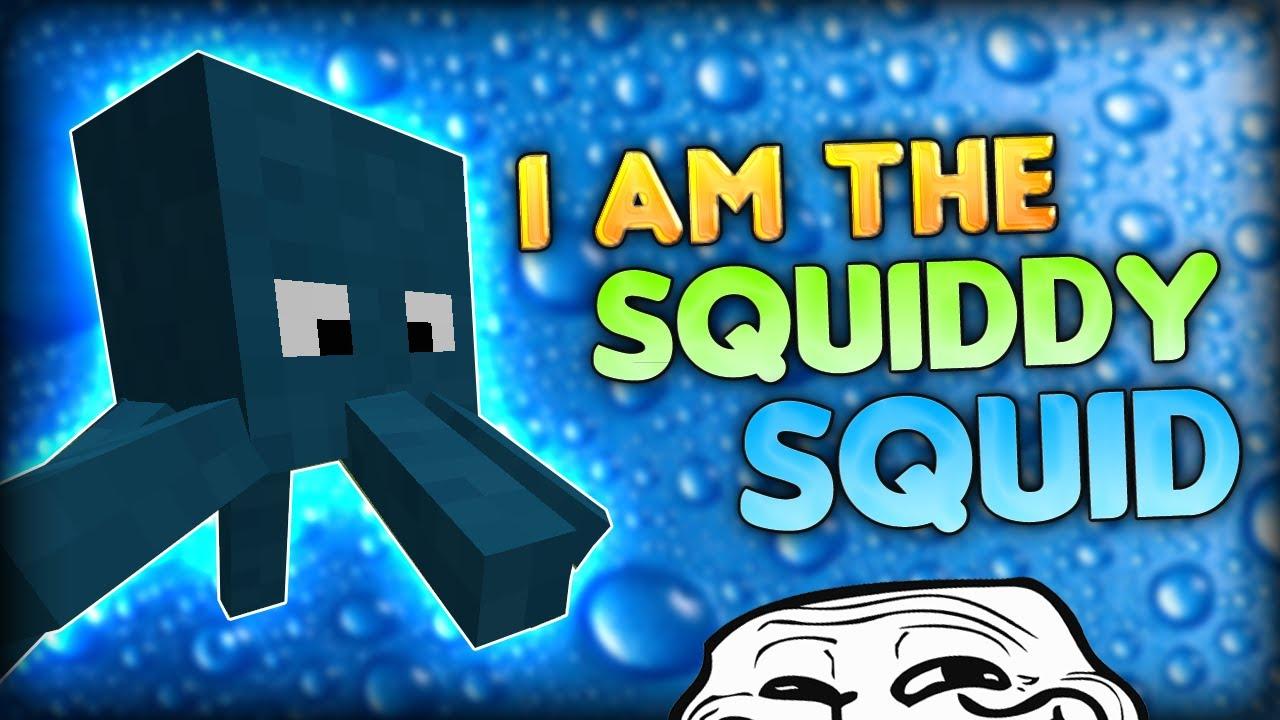 Youtube Minecraft Squid Crazy Craft