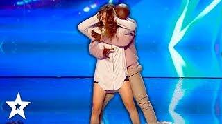 Emotional Dance Bring Judges To Tears on Got Talent France   Got Talent Global